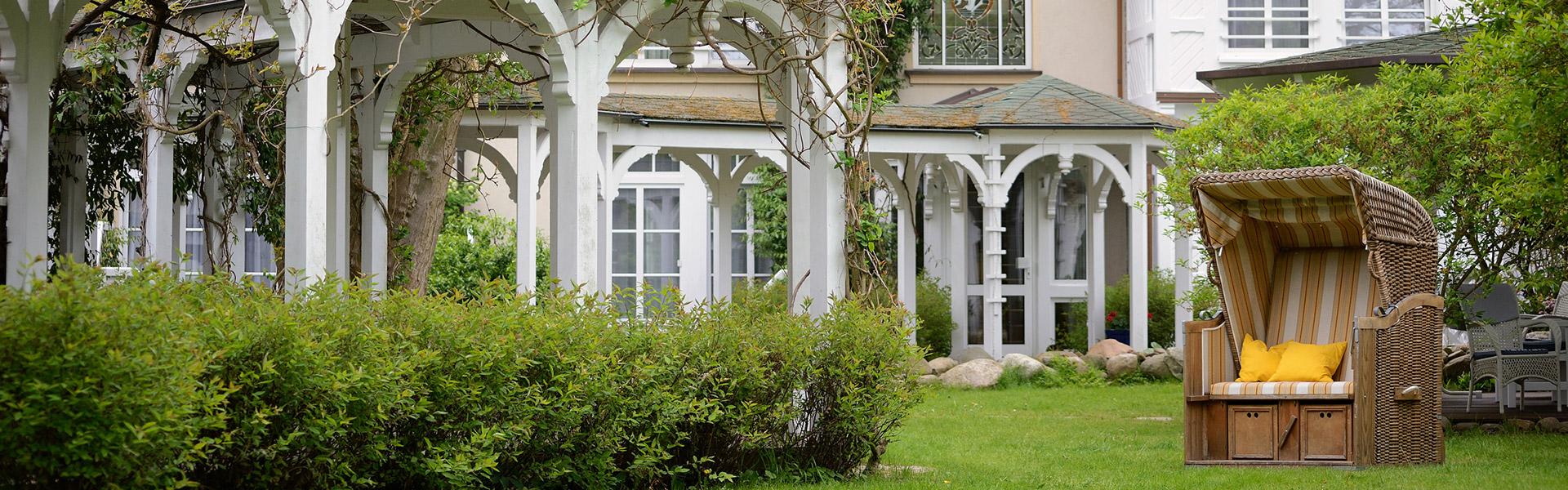 Strandkorb Garten Granitz Pr Office Bettina Hager Teichmann